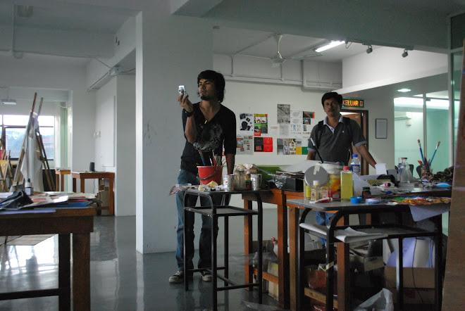 MR MIE CODA + MR AIE MJ AT MIA ART SCHOOL