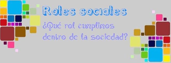Roles-Sociales