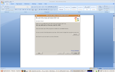 Microsoft Office Home and Student 2007 Activation Keys (download ...