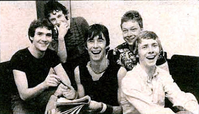 Los Chords y Jimmy Pursey