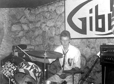 Buddy Ascott el 17 de junio de 1978 en el Gibus de París