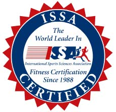 ISSA Certified