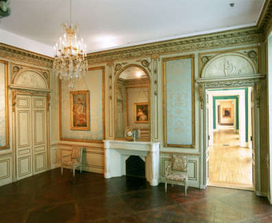 George Interior Design Meaningful Monday Boiserie