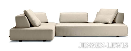 George interior design backless sectionals yes or no for Sectional sofas yes or no