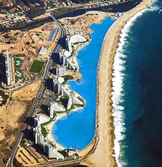 Diy Swimming Pool Maintenance The Worlds Largest Pool For Now