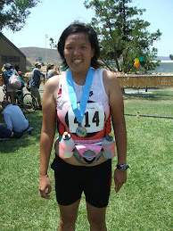 Triathlon Medalist
