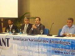 II Fórum de Valorização dos Tecnólogos da Engenharia