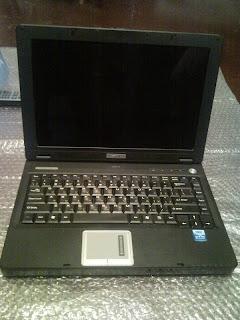 Ноутбук, как он есть