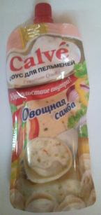 Соус «Calve» «Овощная самба»