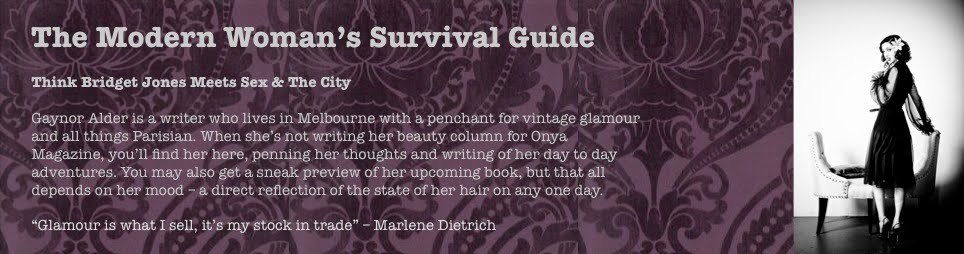 The Modern Woman's Survival Guide