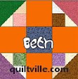 Orange Crush Quiltville Mystery