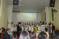 FESTIVIDADE DAS CRIANÇAS 2010