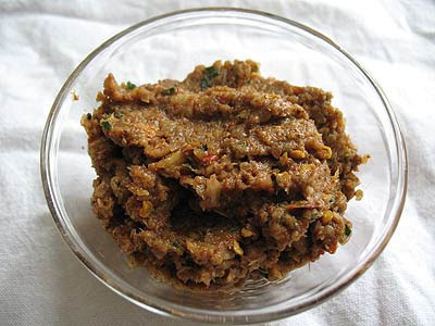 Homemade Massaman Paste