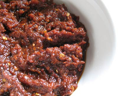 Spicy Sun-Dried Tomato Paste