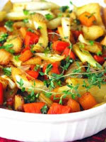 No Croutons Required - Root Vegetables | Lisa's Kitchen | Vegetarian ...