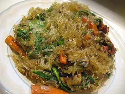 Korean Salad Recipes Easy