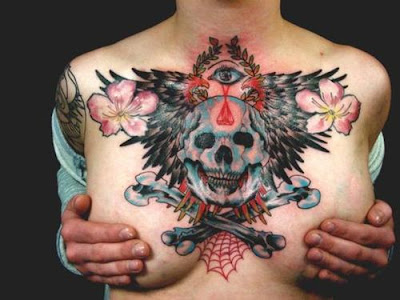 tattoo world. World Class Skull Tattoo