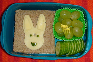 Bento Lunch bunny