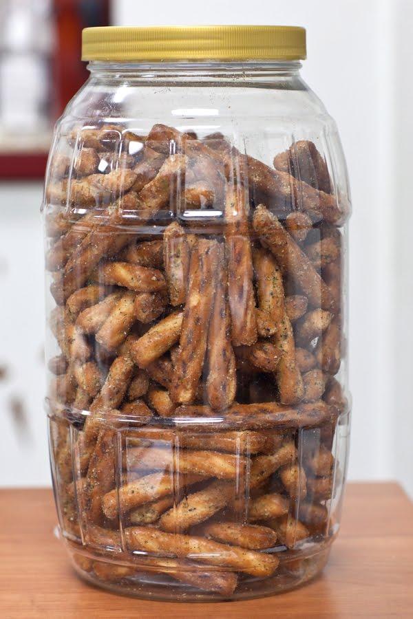 recipe hidden valley ranch pretzels