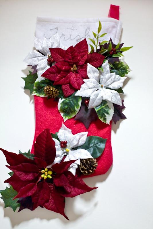 Decorating Christmas Stockings Ideas