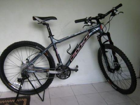 Basikalku....