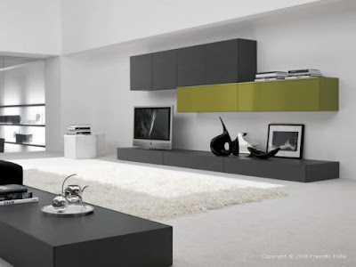 Contemporary Modern Living Rooms on My Dream Home And Office  Ultra Modern Living Rooms By Presotto Italia