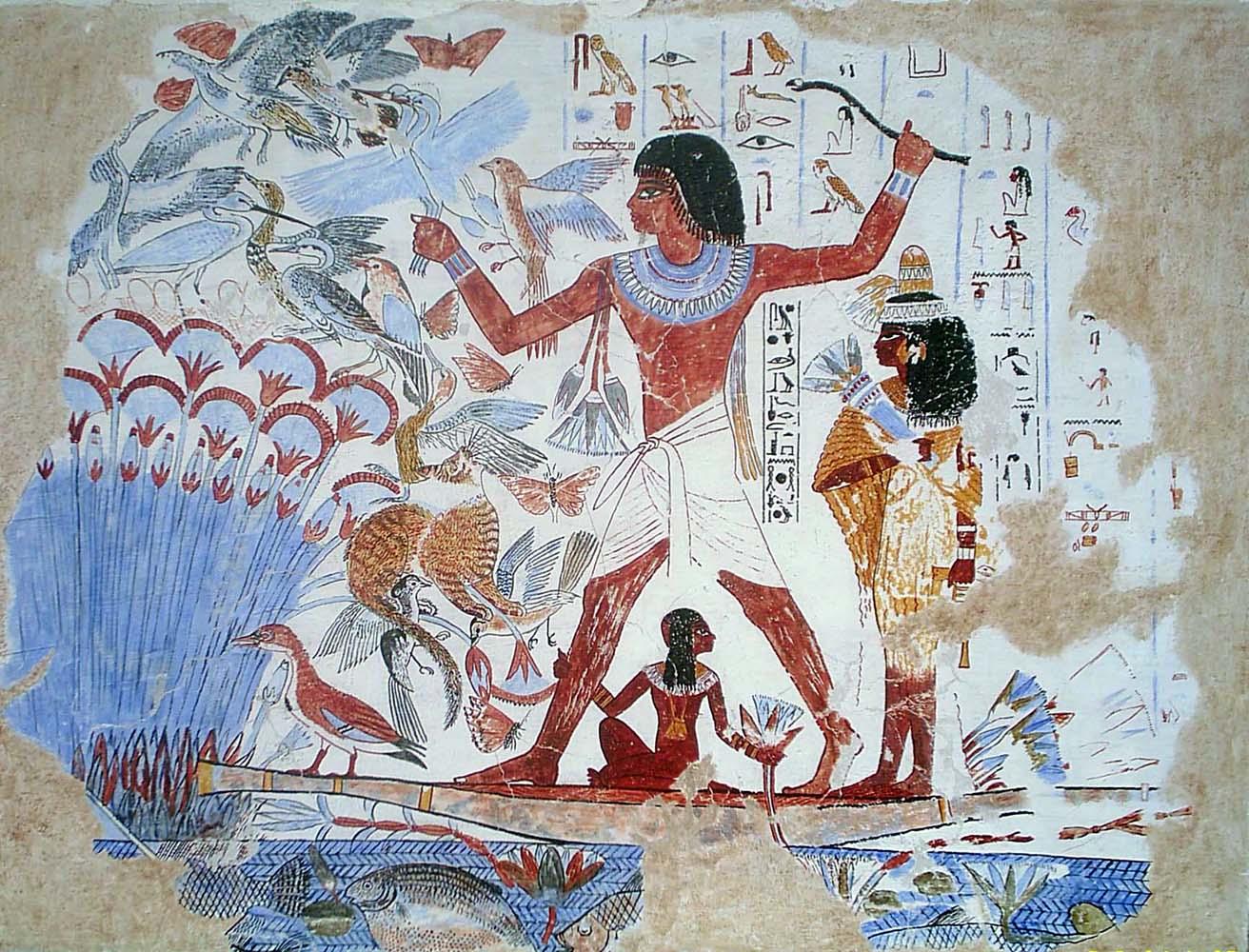 [foto+25+Escena+de+caza+en+una+pintura+de+la+Tumba+de+Nebamun,+en+Tebas,+XVIII+Dinastía,+British+Museum,+Londres.jpg]