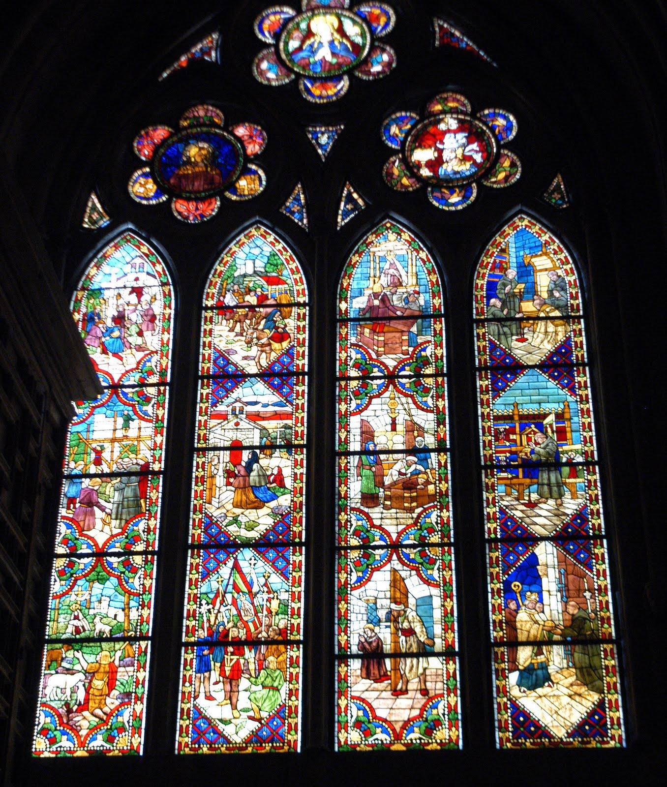 homo artis la luz en las catedrales g ticas
