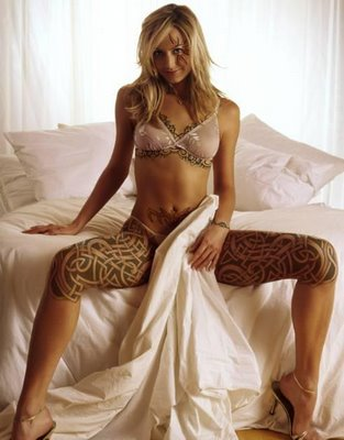 aztec tattoos for girls
