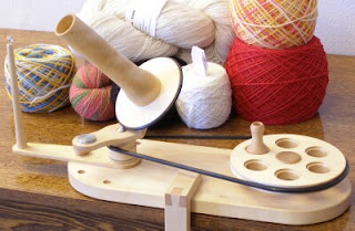 ball winders and yarn swifts