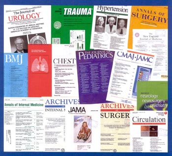 Paginas de articulos cientificos
