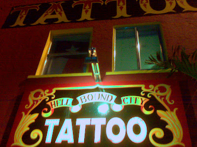 Alliance Tattoo & Body Piercing Studio. 1945 Kirkwood Hwy. Newark, DE.