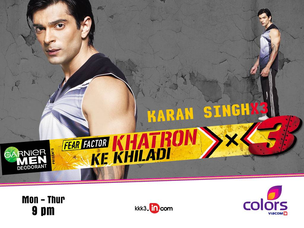 KKK 3 - Karan Singh Grover Wallpaper