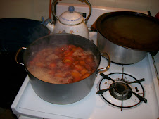 Cooking Carrots!