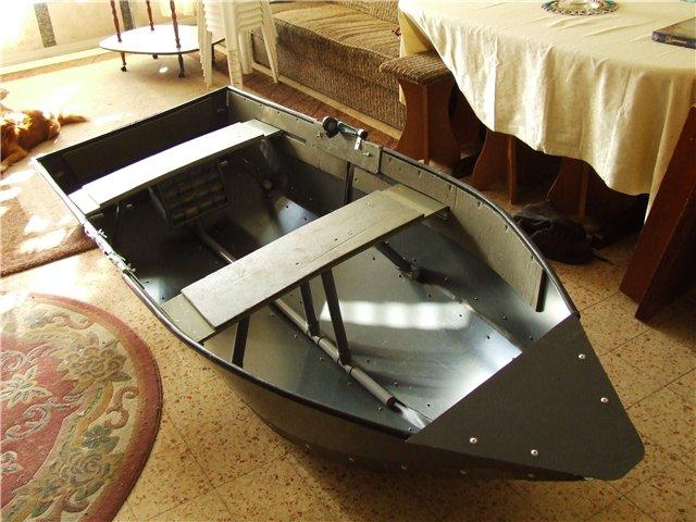 Раскладная лодка своими руками 42