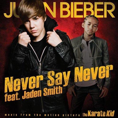 justin bieber never say never album cover. justin bieber never say never