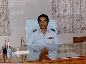 Gp Capt BLB Raju