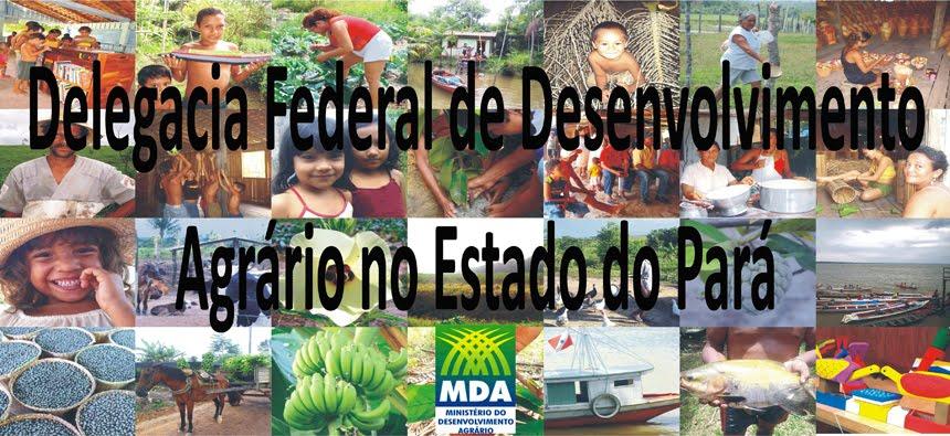Delegacia Federal do Desenvolvimento Agrário - PA