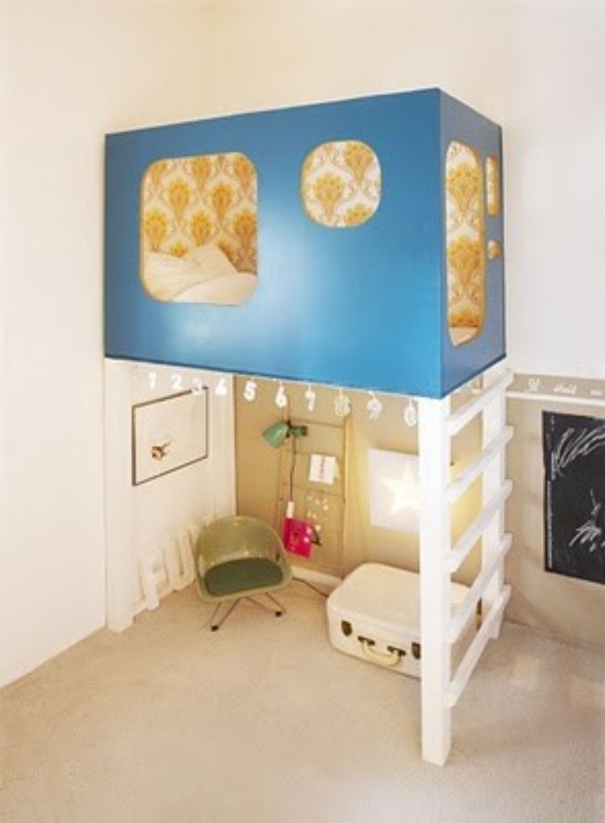 The second stitch bed nooks for Cute bunk bed rooms