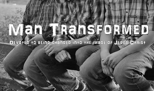 Man Transformed