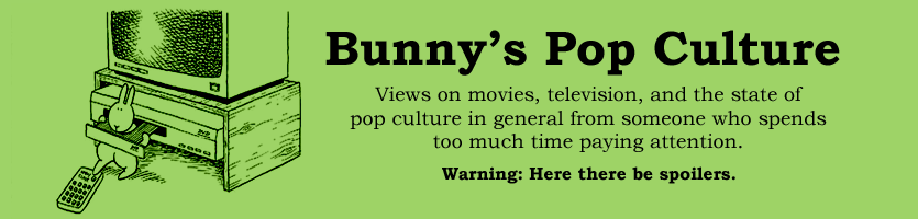 Bunny&#39;s Pop Culture