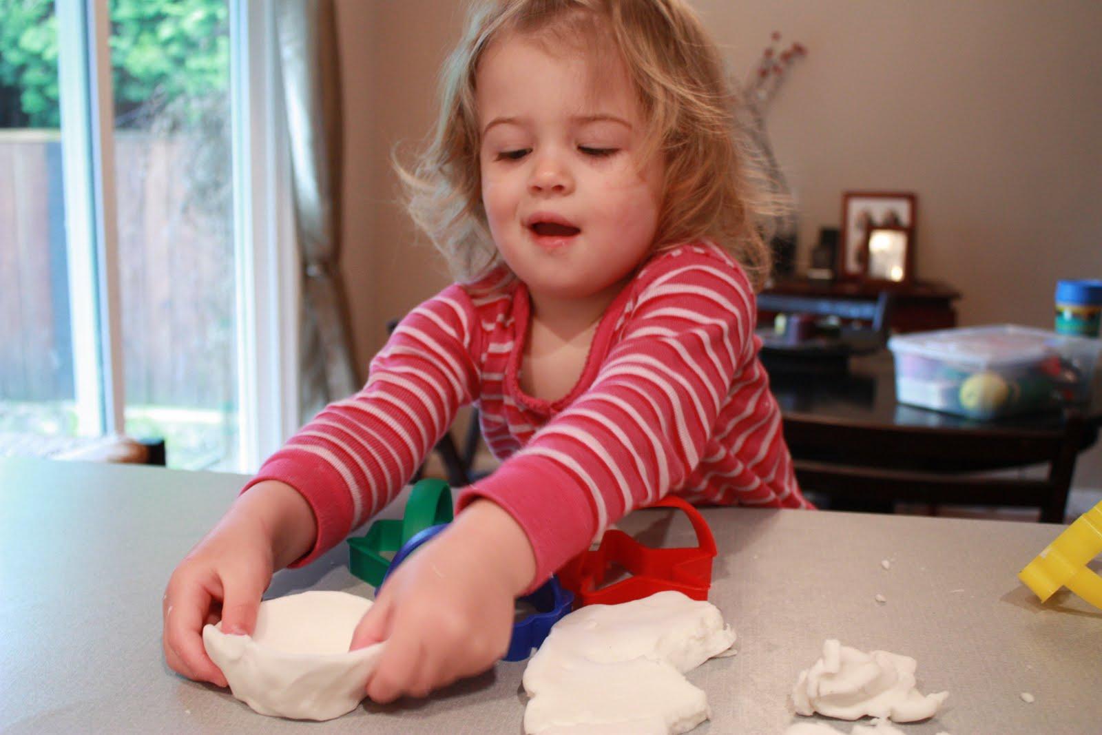 how to make no bake clay