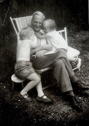 Kärrbogärde 13 juli 1955
