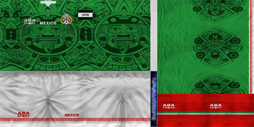 PES 2013 KITS COLLECTION. RETRO KITS SEARCHING Mexico%2Bclasico