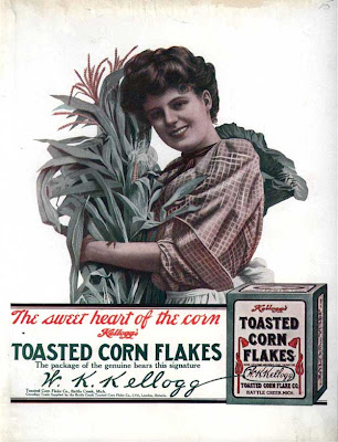 The Very First Kelloggs Advertisement Campaign