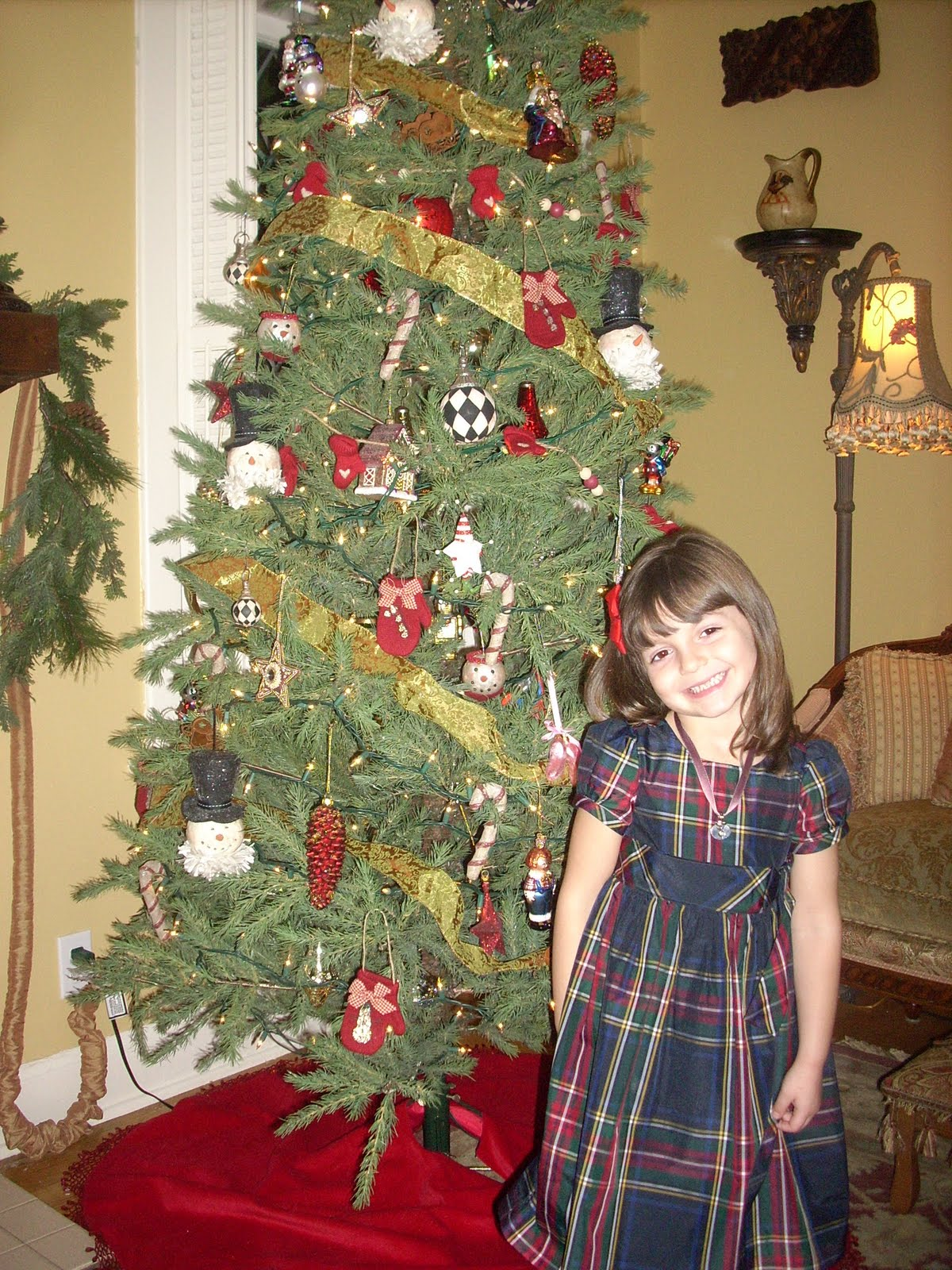 Andreani Family Our Christmas Tree Decorating Party