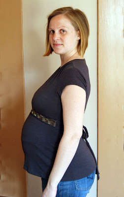 It seems that this pregnancy has been a long, ...