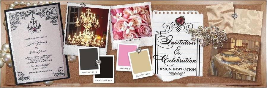 Event Essentials Blog: Custom Invitations for Stylish Celebrations