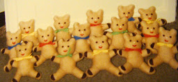 MINI TEDDIES