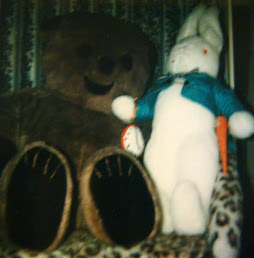 BIG TED and WHITE RABBIT
